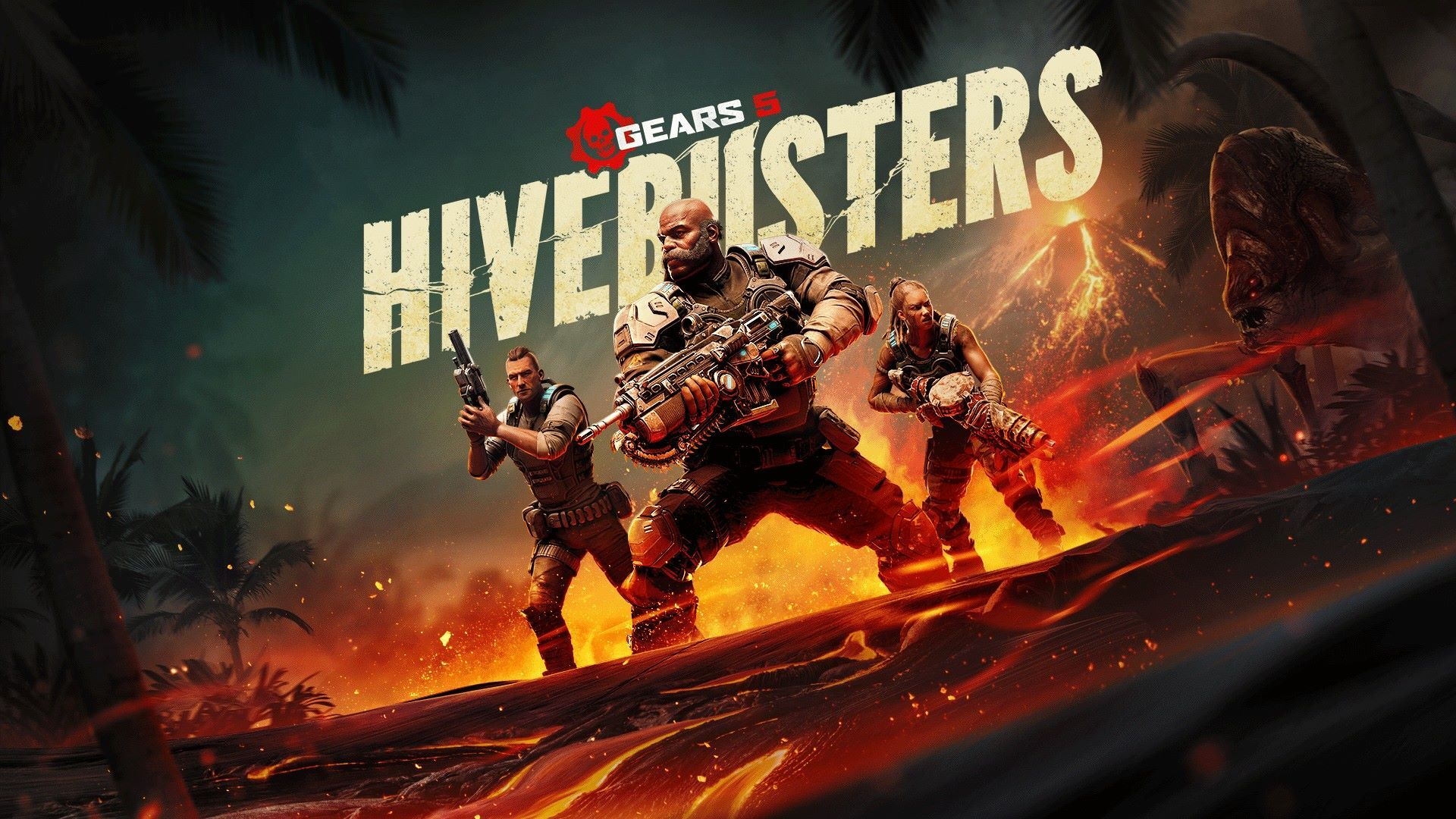 Gears5 Hivebusters