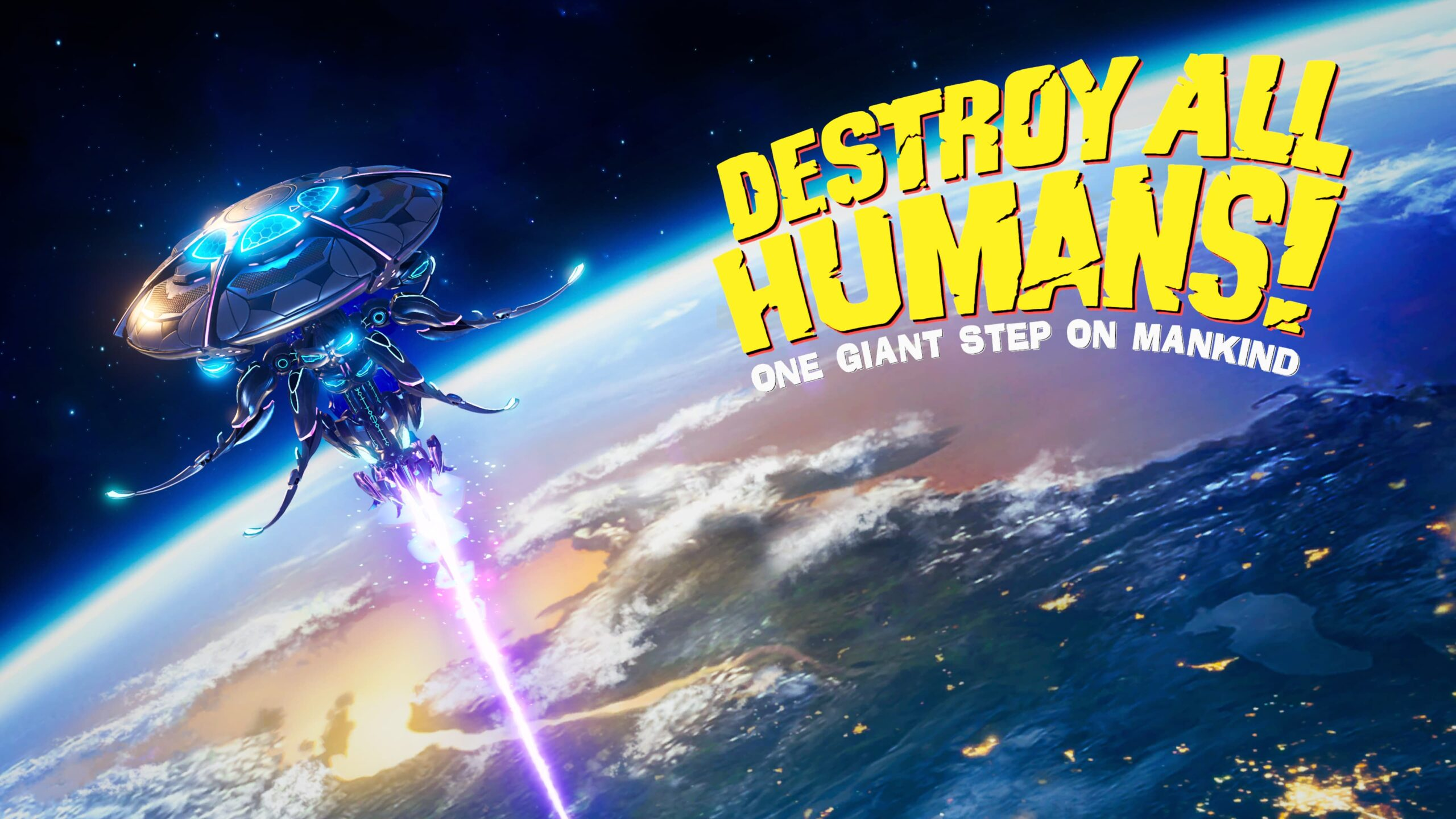 Destroy All Humans! Series X